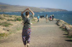 Kanāriju sala Fuerteventura. 5.diena