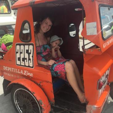 Ceļojam ar bērnu/ Filipīnas 2017*. 9.diena