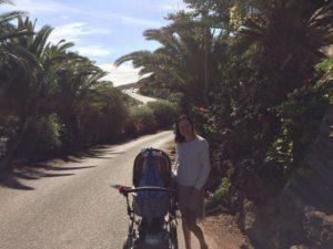 Kanāriju sala Fuerteventura. 6., 7.diena