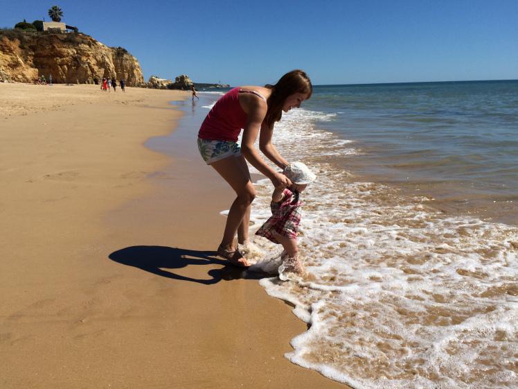 Portugāle, Algarves reģions. 1.diena